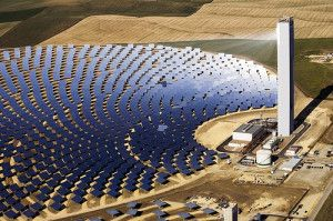 Fukushima is turning to solar power to avoid another nuclear meltdown..