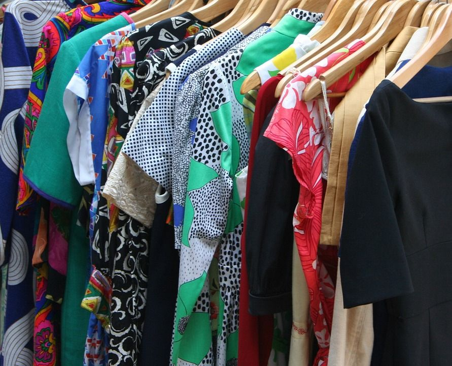 Americans throw away 81 pounds of clothing each year