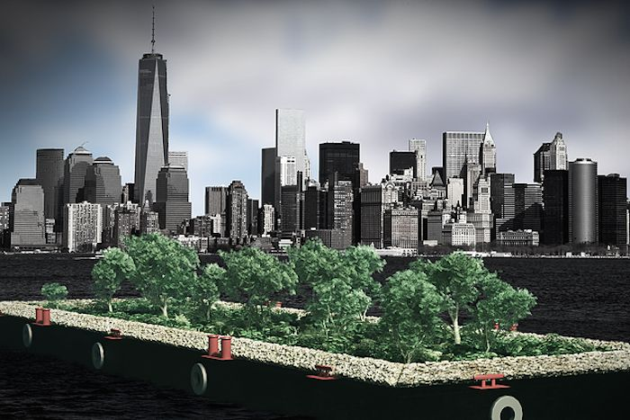 Launching Soon: A Floating Food Forest in New York City