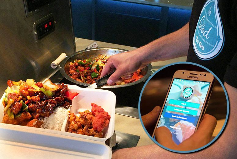 New App Helps Eliminate Food Waste, Finds You Cheap Eats