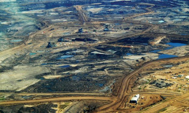 50 Tribes Sign Treaty to Block All Tar Sands Pipelines
