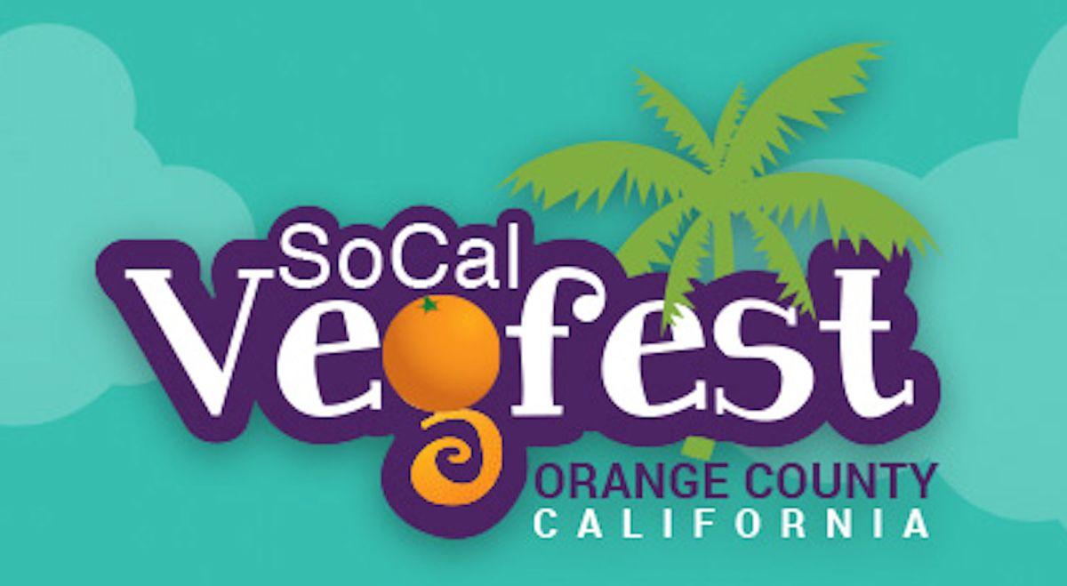 SoCal VegFest Vegan Festival Costa Mesa