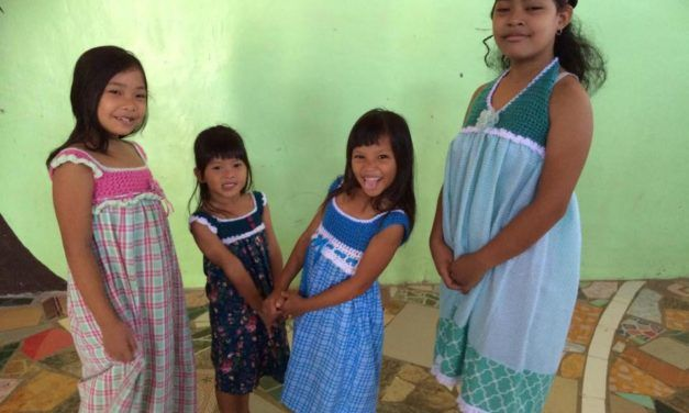 New Sundresses Give Orphans and Underprivileged Girls the Chance to 'Feel Beautiful'
