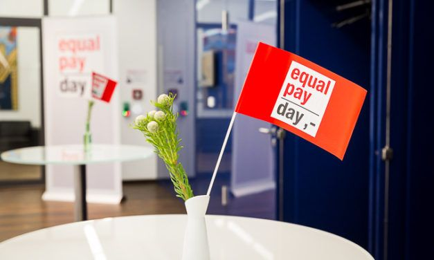 #20PercentCounts Campaign Launched for Equal Pay Day, Targeting Gender Pay Gap