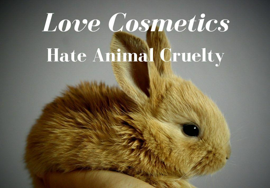 bunny cosmetics testing