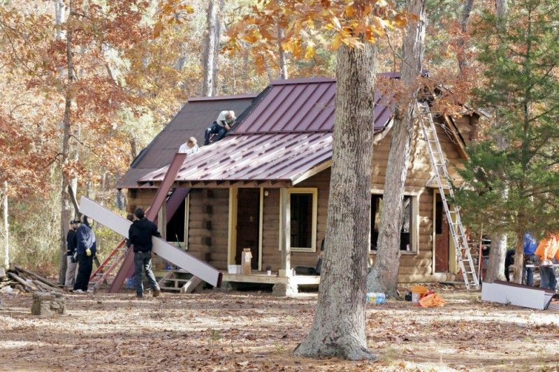 Veteran with PTSD is Building Tiny Houses to Help Fellow Vets