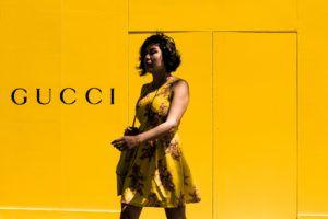 Italian designer Gucci to stop using fur.