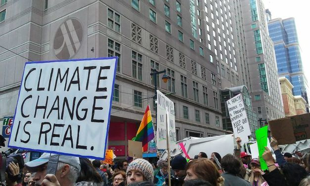 The US Government's Climate Change Site No Longer Contains the Words 'Climate Change'