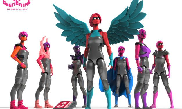 Jim Henson Company Bringing All-Female Action Figures to Television