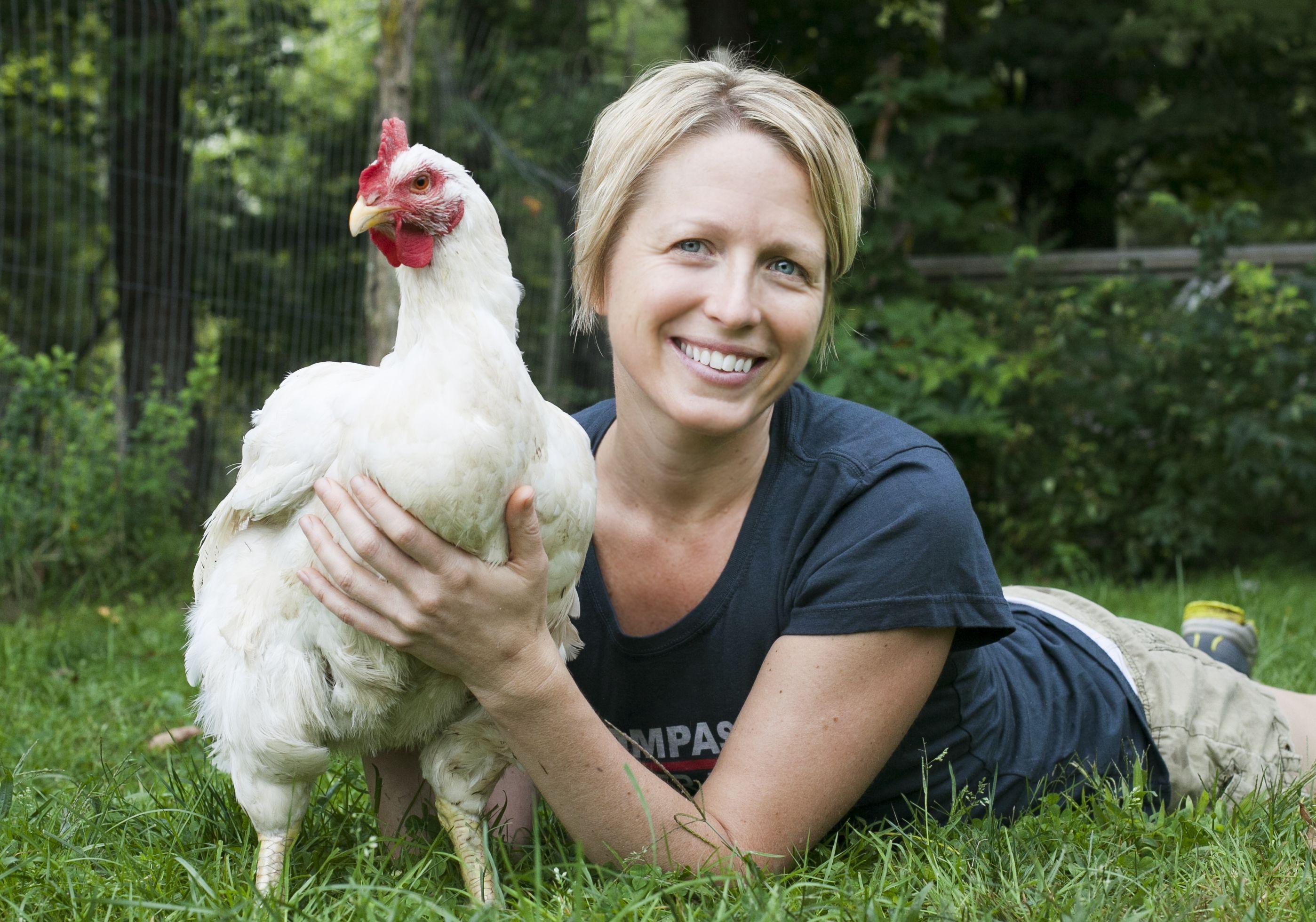 Erica Meier, Compassion Over Killing