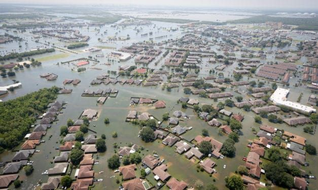 Scientists Report Climate Change Really Did Make Hurricane Harvey Worse