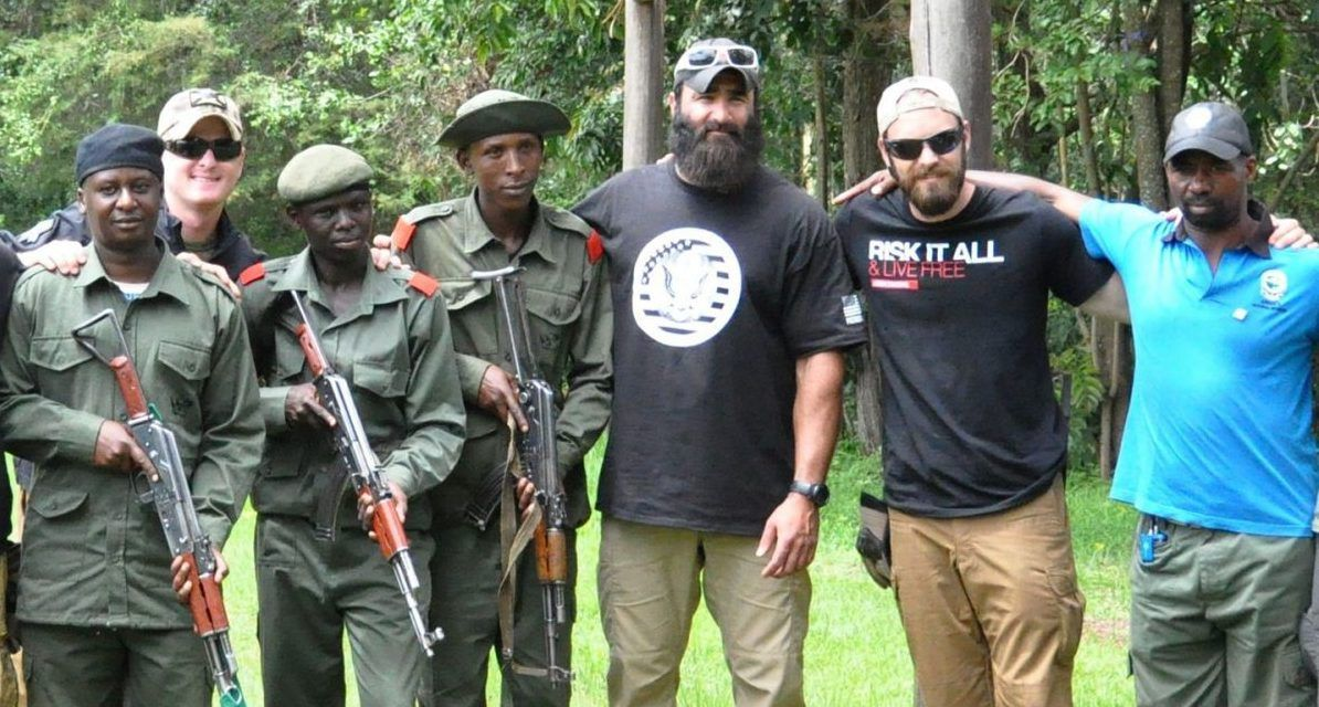 Meet the Heroic US Veterans Saving Animals from Poachers