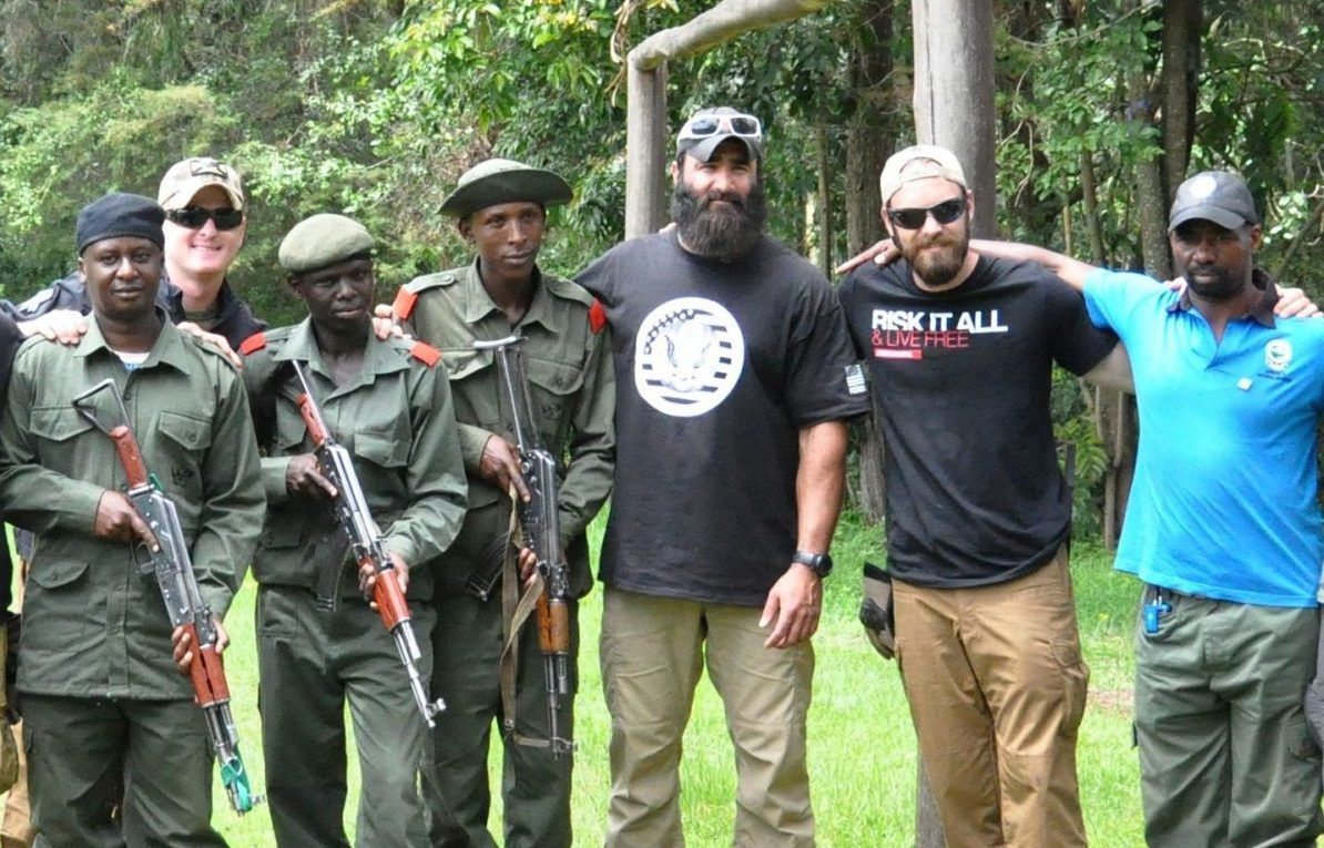 American vets who fight poaching