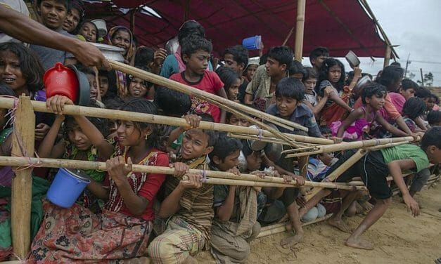Humanitarian Crisis: Understanding the Rohingya's Plight in Two Sentences