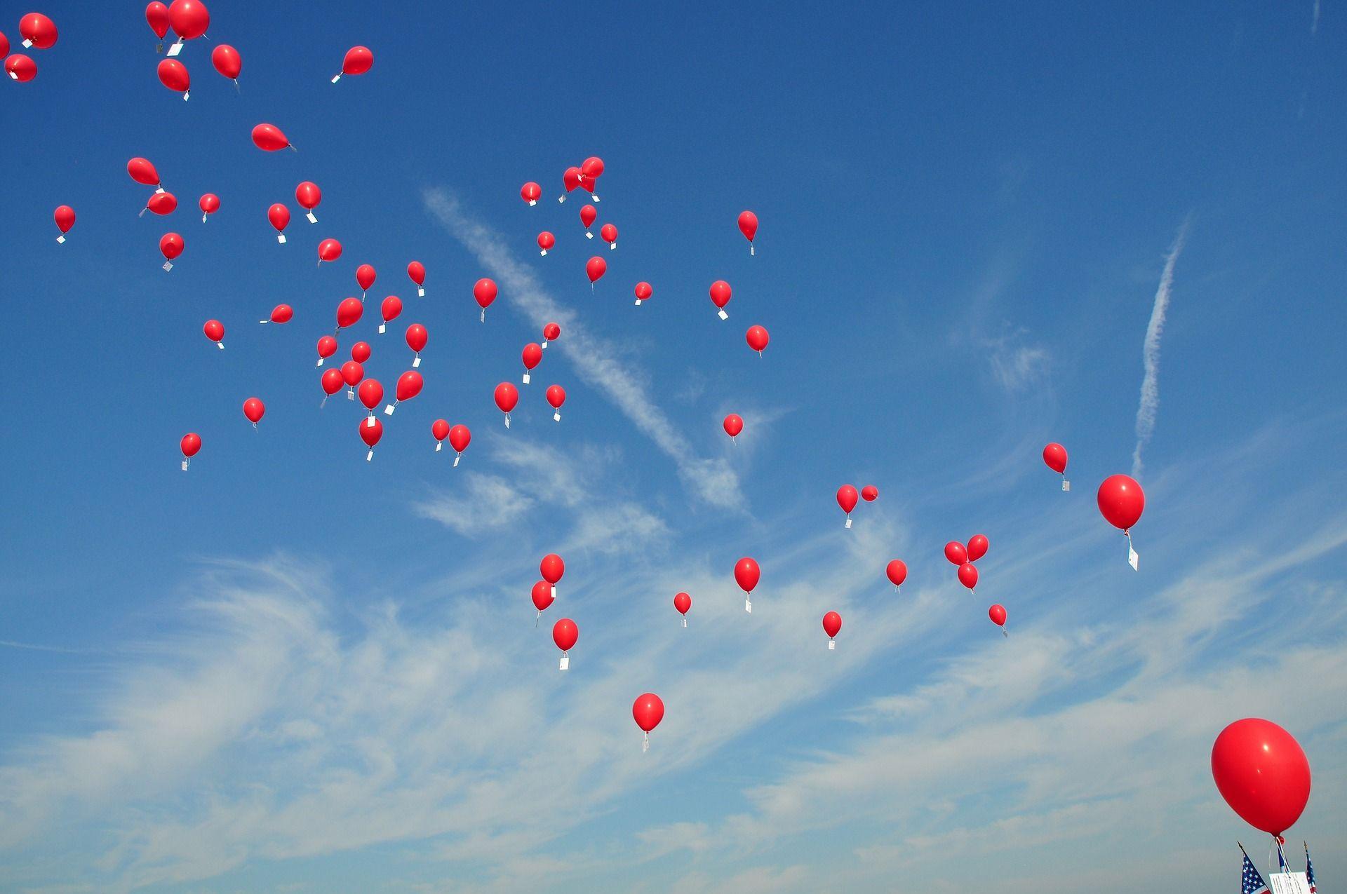 balloon release
