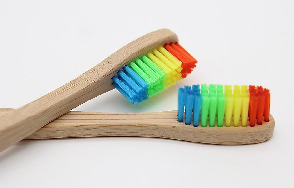 Biodegrarable Toothbrush Could Stop Billions of Pounds of Plastic Waste