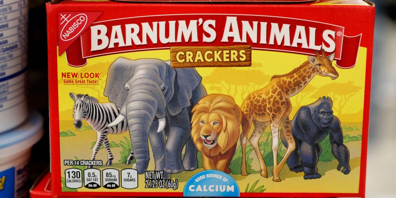 Animal Crackers Break Free from the Cage