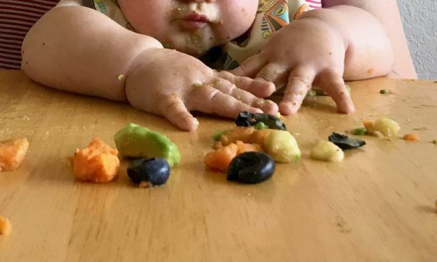 Sharing Values Alongside Meals: Raising Baby as a Non-Meat Eater
