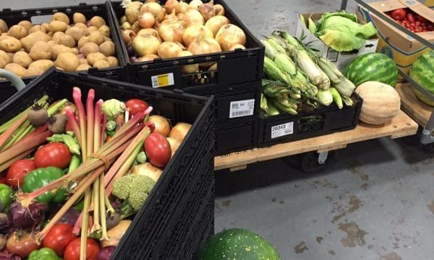Truckers Are Donating 'Rejected' Food to Fight Food Waste and Feed the Hungry