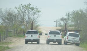 Border Patrol on National Butterfly Center Land