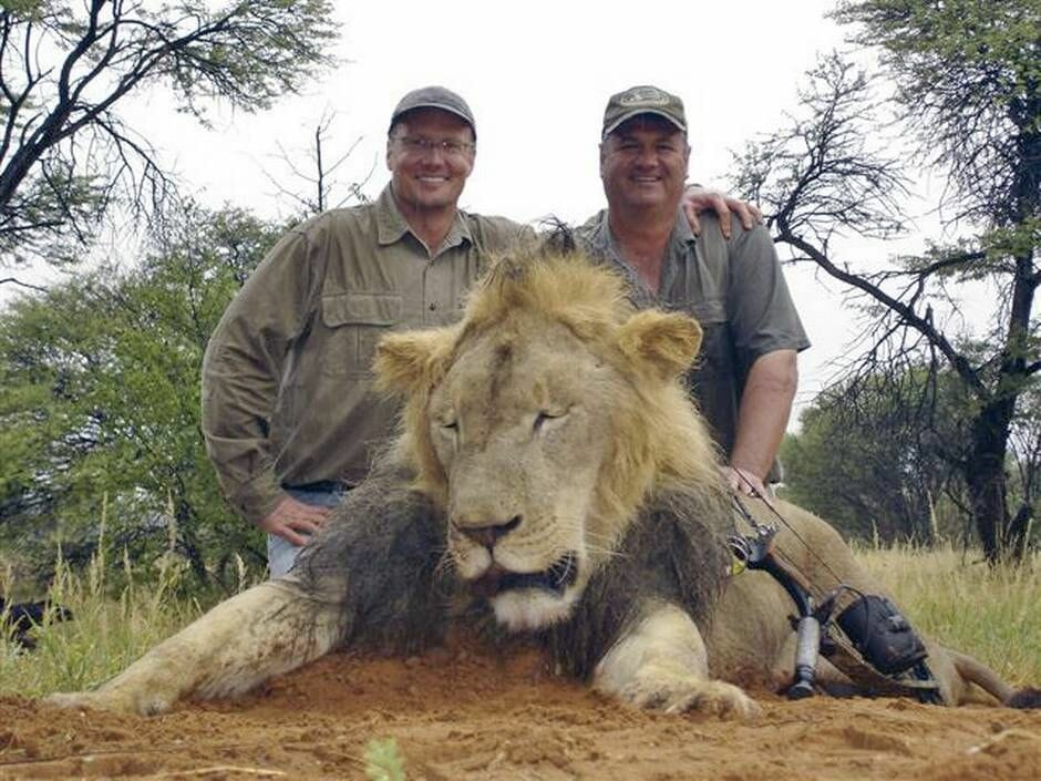 Trophy hunting in South Africa