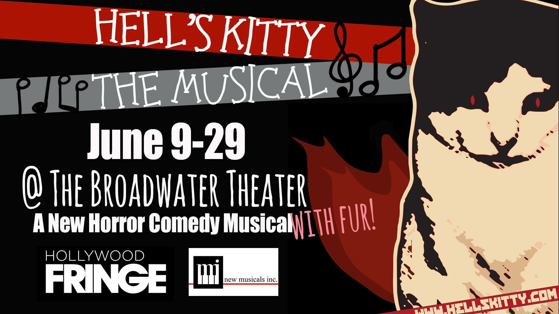hells kitty the musical