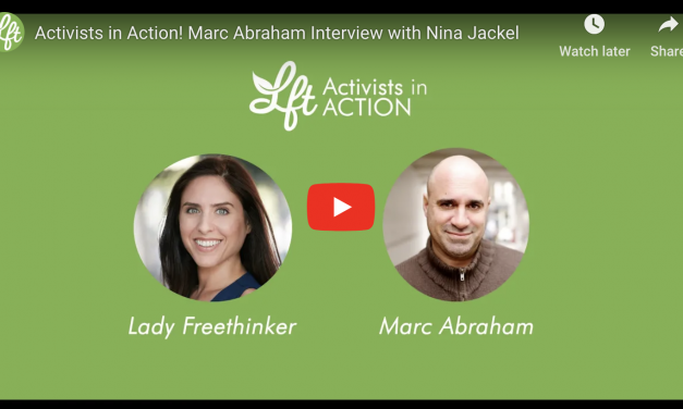 Watch the First-Ever Episode of Our New  'Activists in Action' Interview Series – with Lucy's Law Founder Marc Abraham!