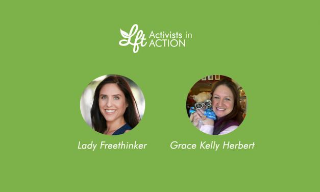 WATCH: LFT Interviews Finding Shelter Co-Founder Grace Kelly Herbert!