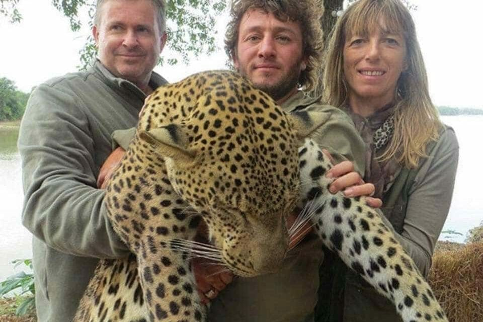 Supermarket Owners Lose Their Store After Vile Trophy Hunting Photos Go Viral