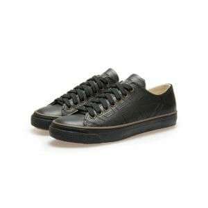 Po-Zu launches a new line of vegan apple skin leather sneakers. Visit LFT to learn more about protecting animals.