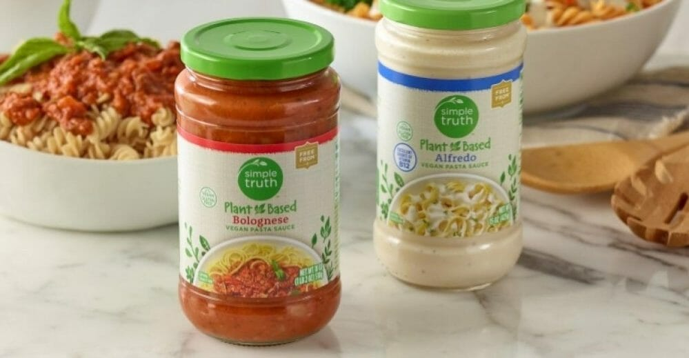 New Simple Truth Plant Based products to roll out at Kroger stores nationwide