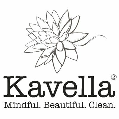 The Kavella logo. Kavella was a sponsor of the 1st Annual Animal Heroes' Event, organized by Lady Freethinker.