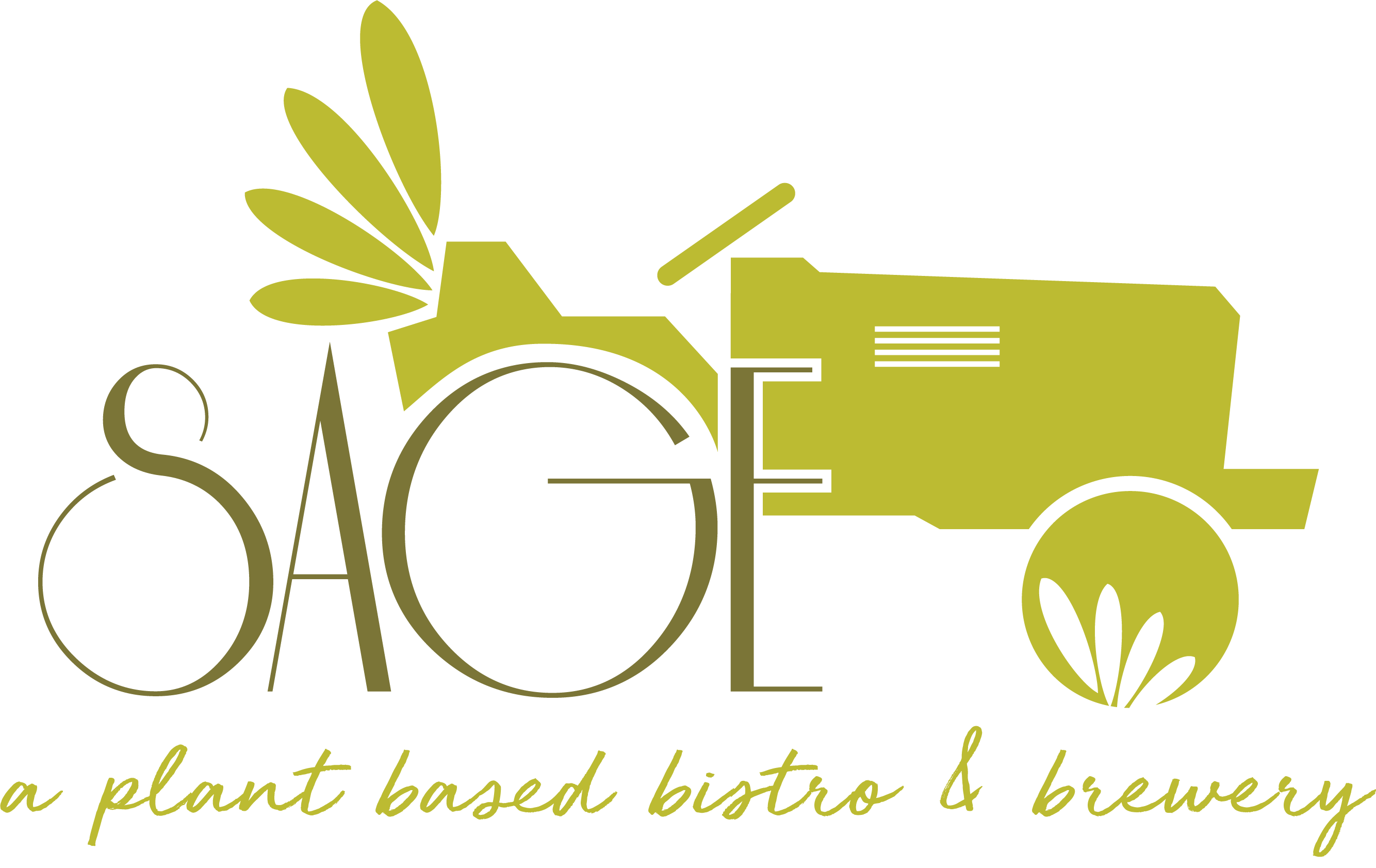The Sage Bistro & Brewery logo. Sage was a sponsor of the 1st Annual Animal Heroes' Event, organized by Lady Freethinker.