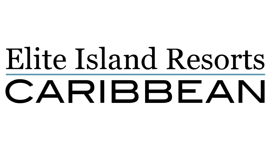 The Elite Island Resorts Caribbean logo. They were a sponsor of the 1st Annual Animal Heroes' Event, organized by LFT.