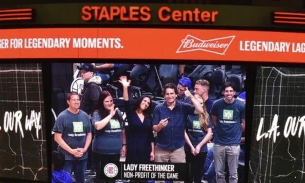 Animal Heroes' Event Celebrates Lady Freethinker's Lifesaving Work