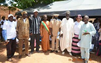 Mali ceremony
