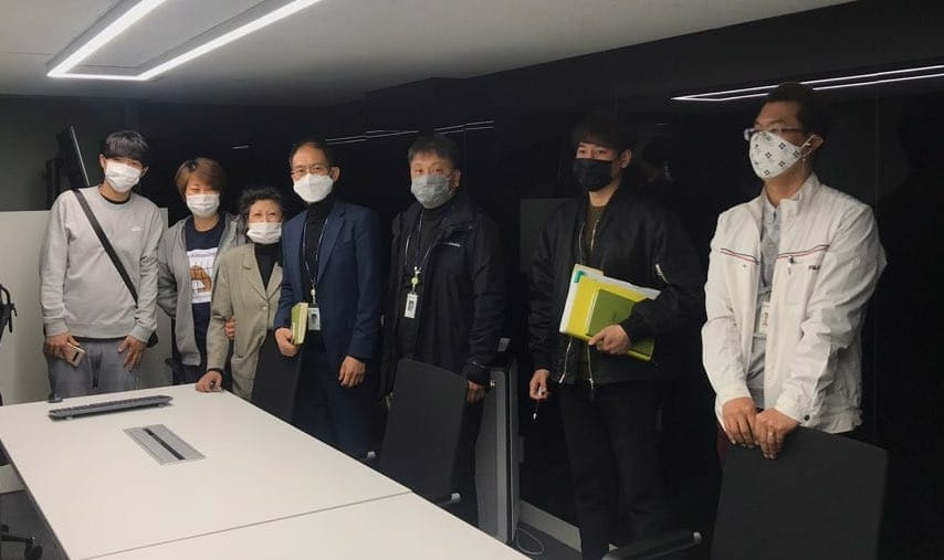 UPDATE: LFT Partner Save Korean Dogs Meets with Mayor's Office About Cruel Dog Meat Auction