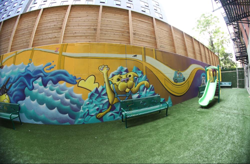 Pet Mural