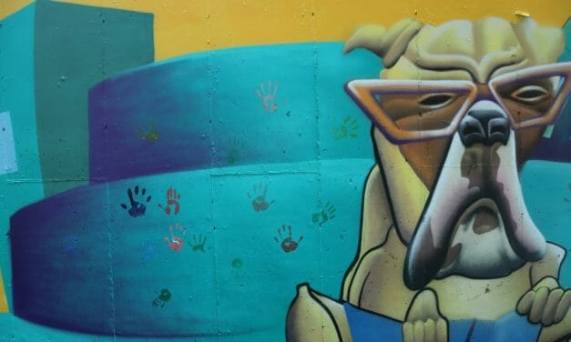 New NYC Mural Honors the Healing Bond Between Domestic Abuse Survivors and Their Pets