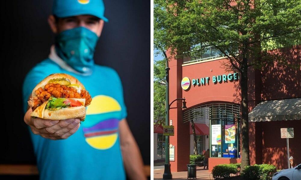 Celebrity Chef Spike Mendelsohn Goes Vegan for 'Veganuary,' Adds New Options at PLNT Burger