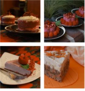 Chef Babette desserts