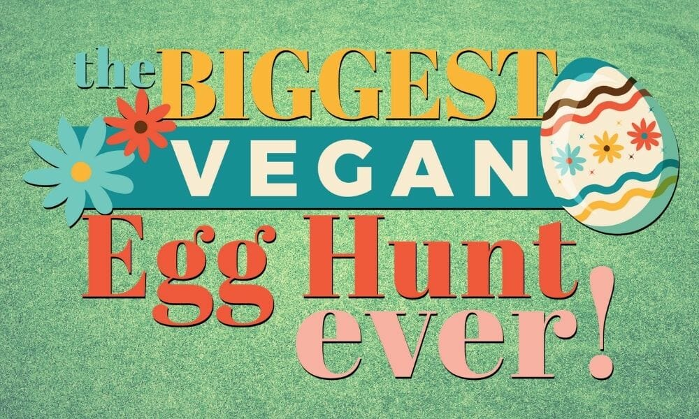 Kids Can Virtually Join 'The Biggest Vegan Egg Hunt Ever' This Easter Thanks to Plant-Based Network