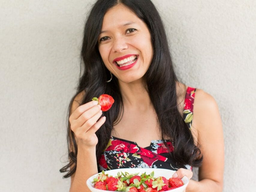 Vegan Superstar Toni Okamoto Is Making Plant-Based Eating Delicious, Easy, And Affordable