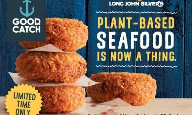 Vegan Seafood Company Teams Up With Long John Silver's to Bring Plant-Based Seafood to the Masses