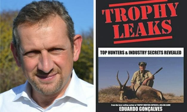 New Trophy Hunting Exposé Reveals Horrifying Industry Secrets