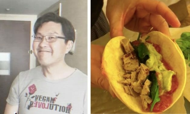 'Vegan MacGyver' Chef TedLai Dishes About Health, Family, and A Plant-Based Future